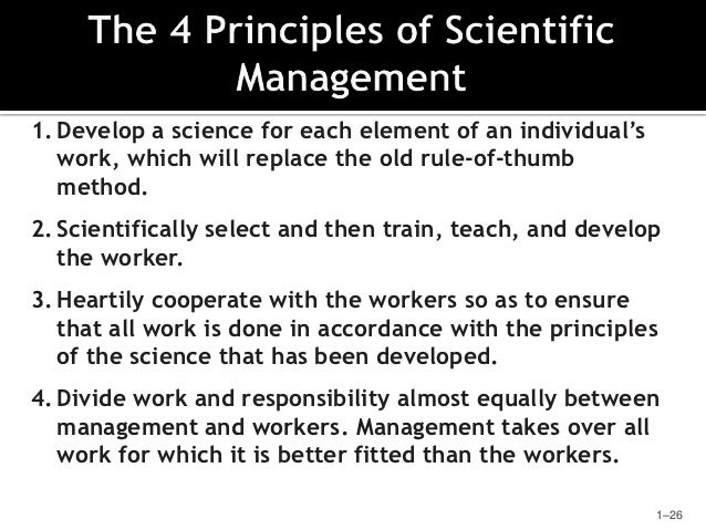principle of practice and management 1 Yet the principles underlying these japanese practices deserve, i believe, close   top management, by referring the question to one group or the other, in effect .