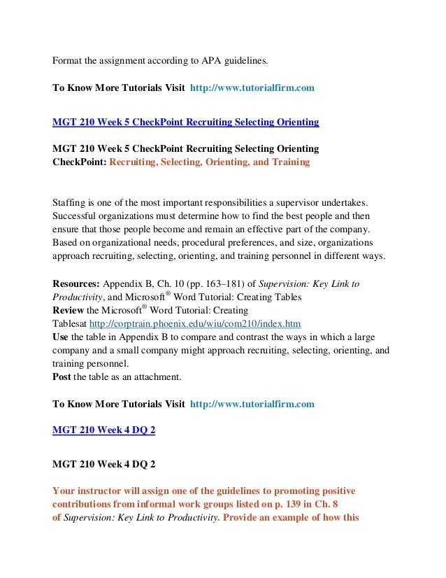 employees union mgt 210 supervision Snaptutorial is a online tutorial store we provides mgt 210 week 3 checkpoint: incident 6-2: what should i do next  employees' union supervisors must often .
