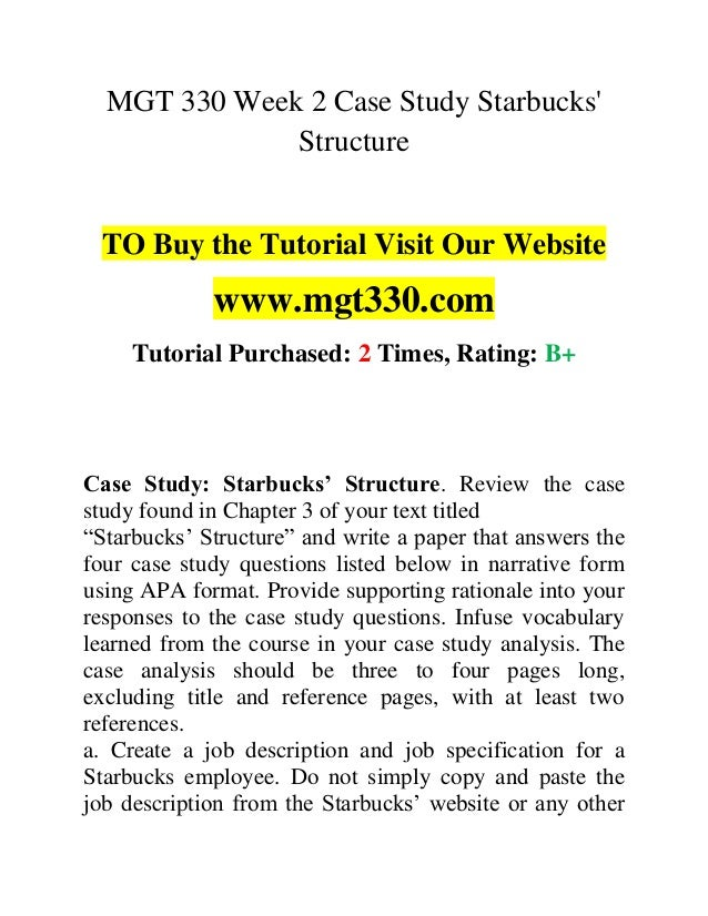 How To Answer Case Study Questions In Apa Format - How To ...