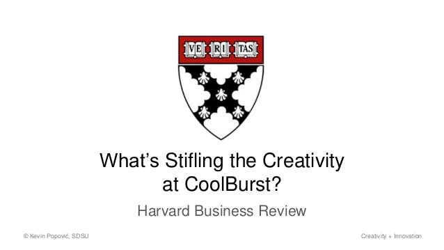 whats stifling creativity at coolburst What's stifling creativity at coolburst essays: over 180,000 what's stifling creativity at coolburst essays, what's stifling creativity at coolburst term papers, what's stifling creativity at coolburst research paper, book reports 184 990 essays, term and research papers available for unlimited access.