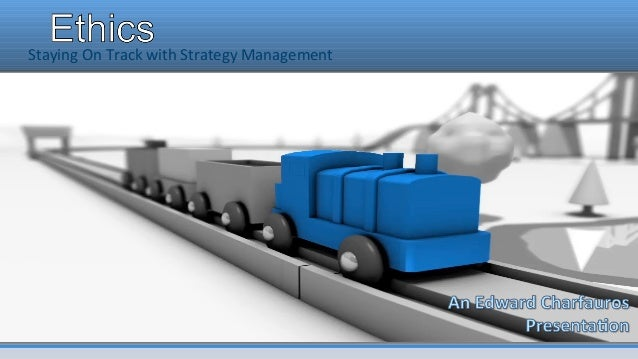 Staying On Track with Strategy Management