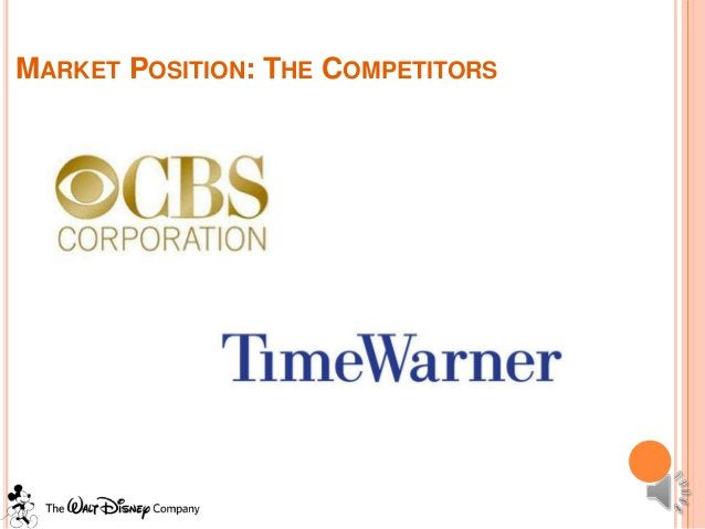 MARKET POSITION: THE COMPETITORS