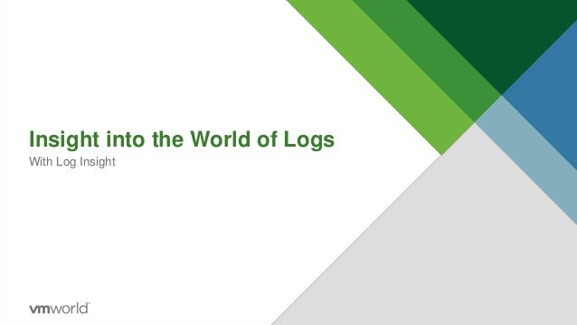 Image result for insight logs