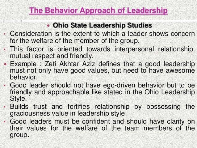 Leadership style by zeti aziz
