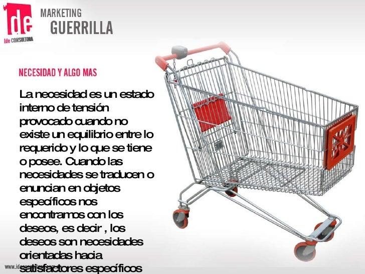 Marketing Guerrilla Slide 3