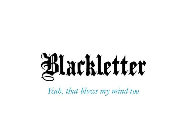 Humanist Sans-Serif Meta Black
