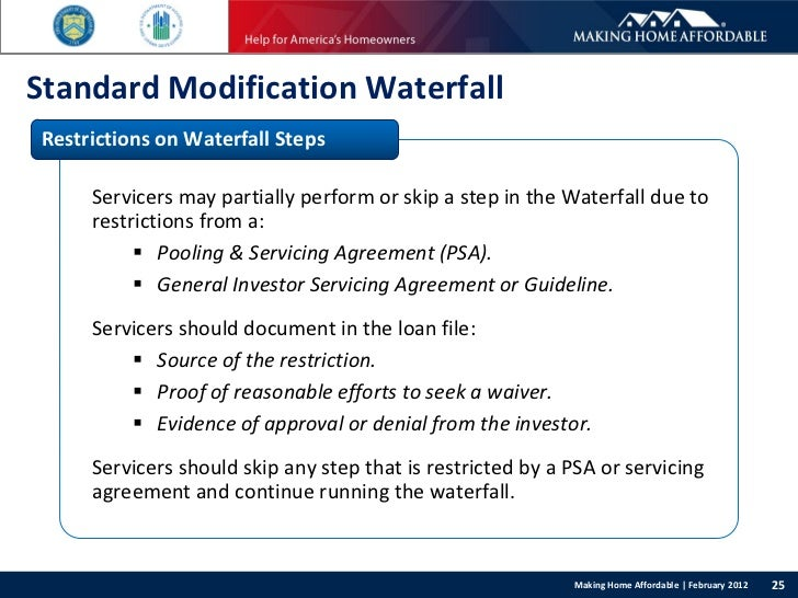 Hamp standard and alternative modification waterfalls standard modification waterfallrestrictions platinumwayz