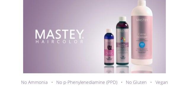 Mastey Hair Color