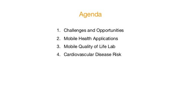 mQoL: Mobile Quality of Life Lab: From Behavior Change to QoL Slide 2