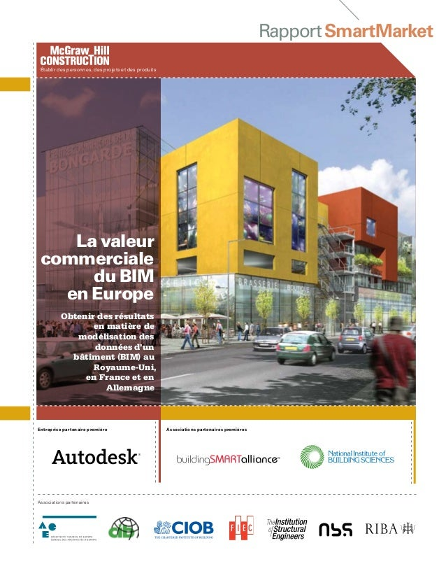 RapportSmartMarketEntreprise partenaire premièreAssociations partenairesObtenir des résultatsen matière demodélisation des...