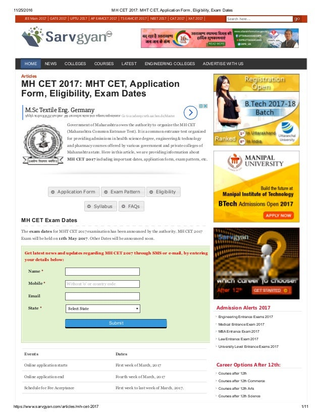 Mh cet 2017 mht cet, application form, eligibility, exam dates Amu Medical Application Form on medical resume, medical apps, medical schedule, medical rules, medical history, medical floor plan, medical management, medical application printable, medical letters of recommendation, medical questionnaire, medical training, medical insurance, medical application symbol, medical application design, medical application letter, medical interview, medical articles, medical background, healthcare form, medical references,