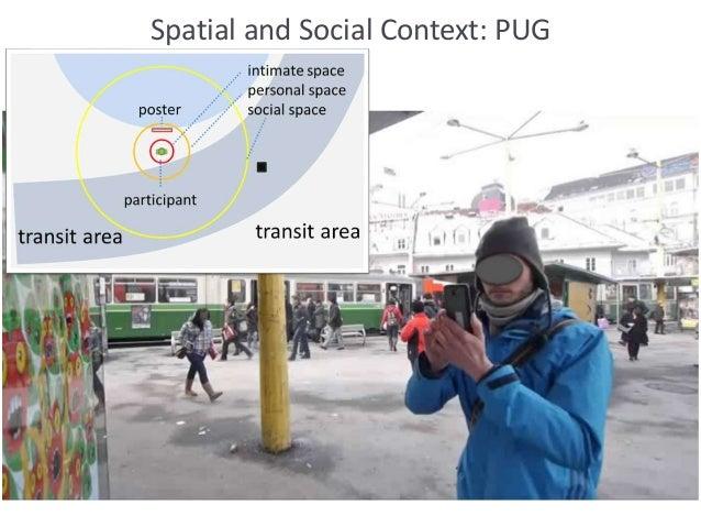 Spatial and Social Context: PUG