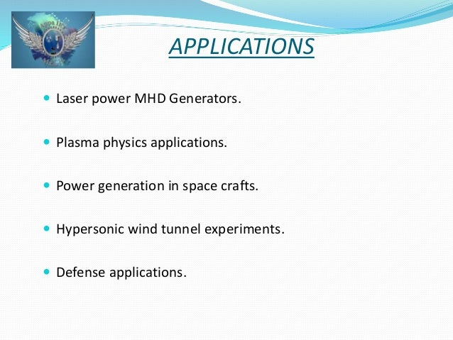 MHD power generator ppt