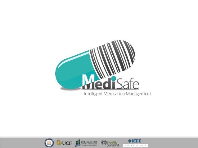 Intelligent Medication Management