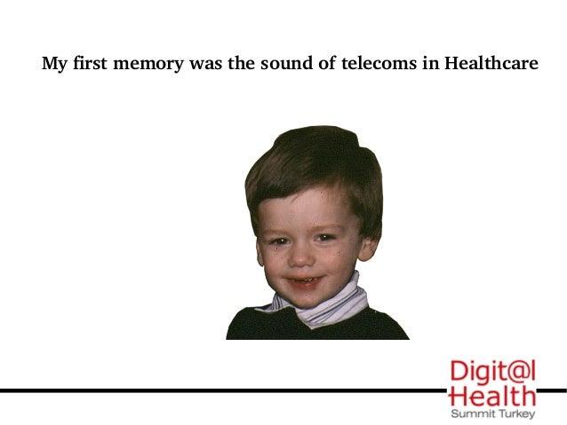 mHealth for Healthcare Professionals Digital Health Summit Turkey Slide 3