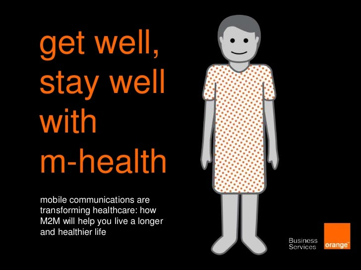Get well, stay well with m-health