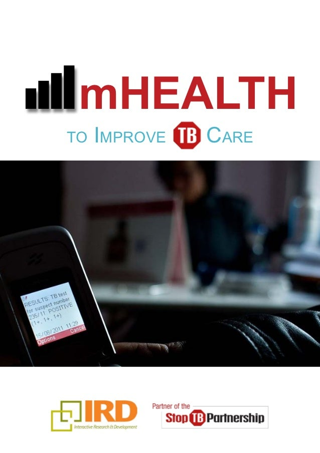 mHEALTHto Improve   TB Care