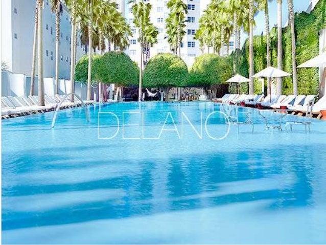 Morgans Hotel Group - Photos
