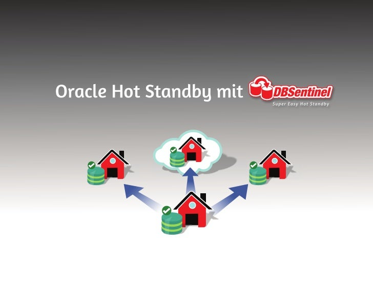 DBSentinel: Oracle Standby Datenbank für alle Oracle Editionen