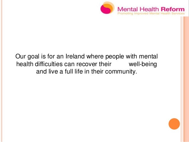 About mental health social work