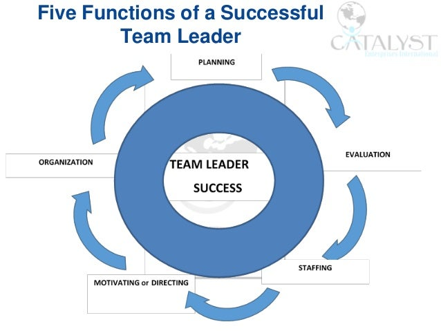 what is a team leader