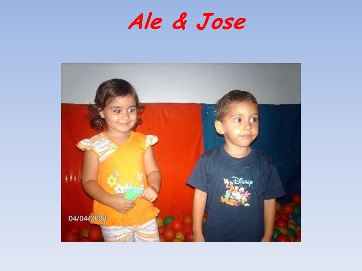 Ale & Jose<br />