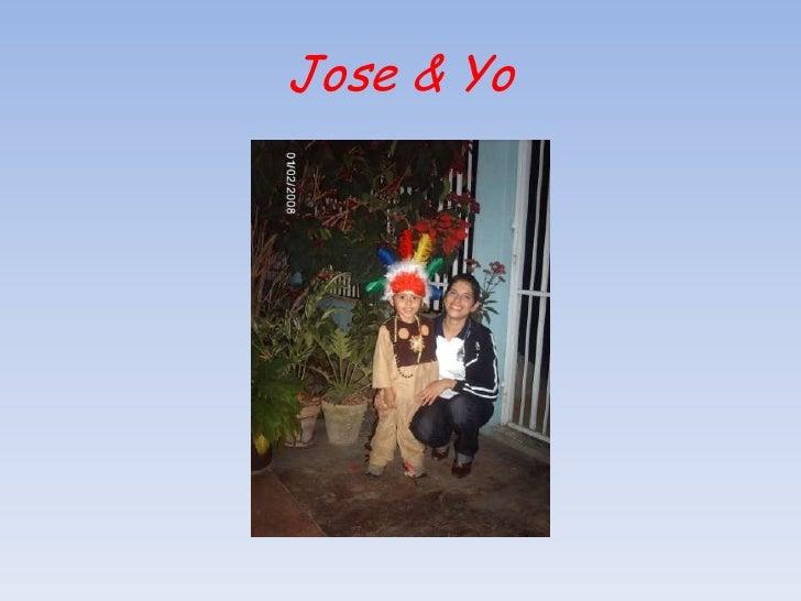 Jose & Yo<br />
