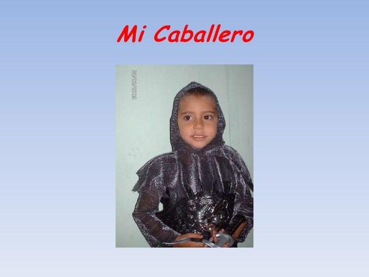 Mi Caballero <br />