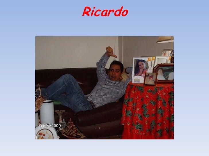 Ricardo <br />