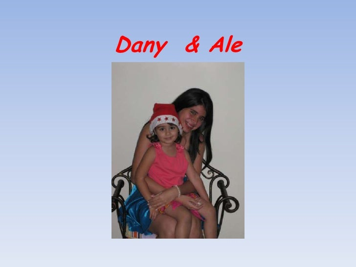 Dany  & Ale<br />