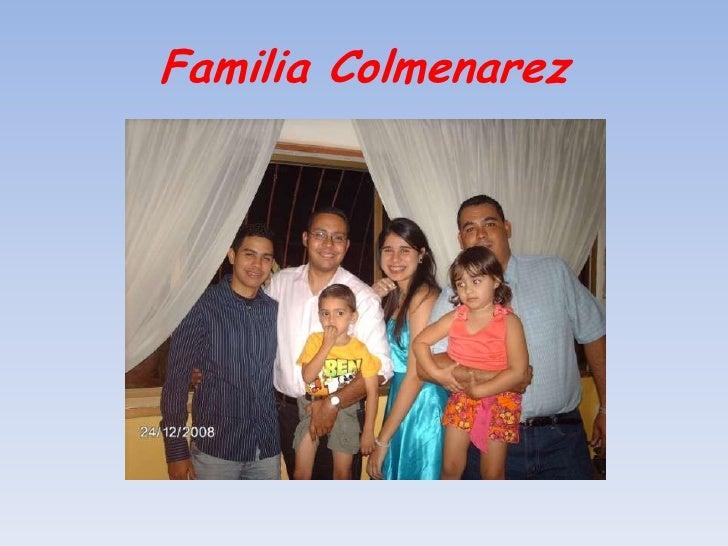 Familia Colmenarez<br />