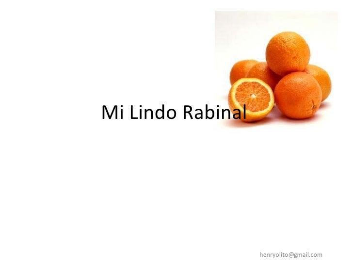 [email_address] Mi Lindo Rabinal