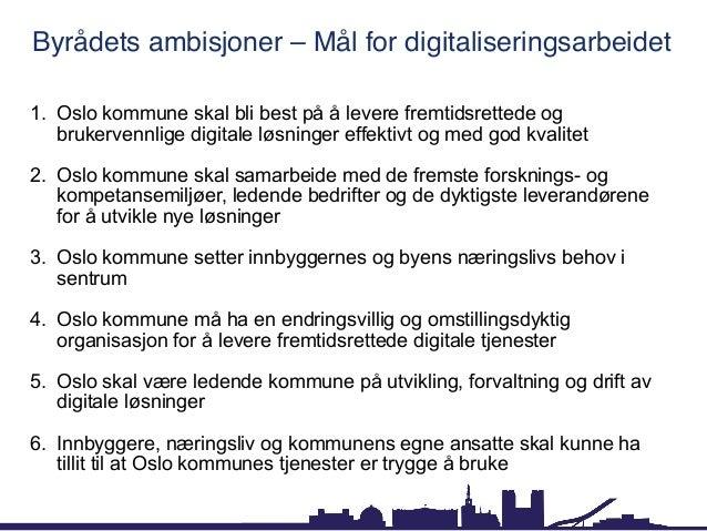 Arild Sundberg: Digitalisering og anskaffelsesområdet Slide 2