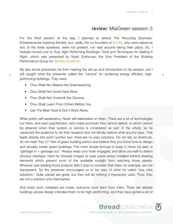 miagreen session 3   1                                                       review: MiaGreen session 3 For the third sess...