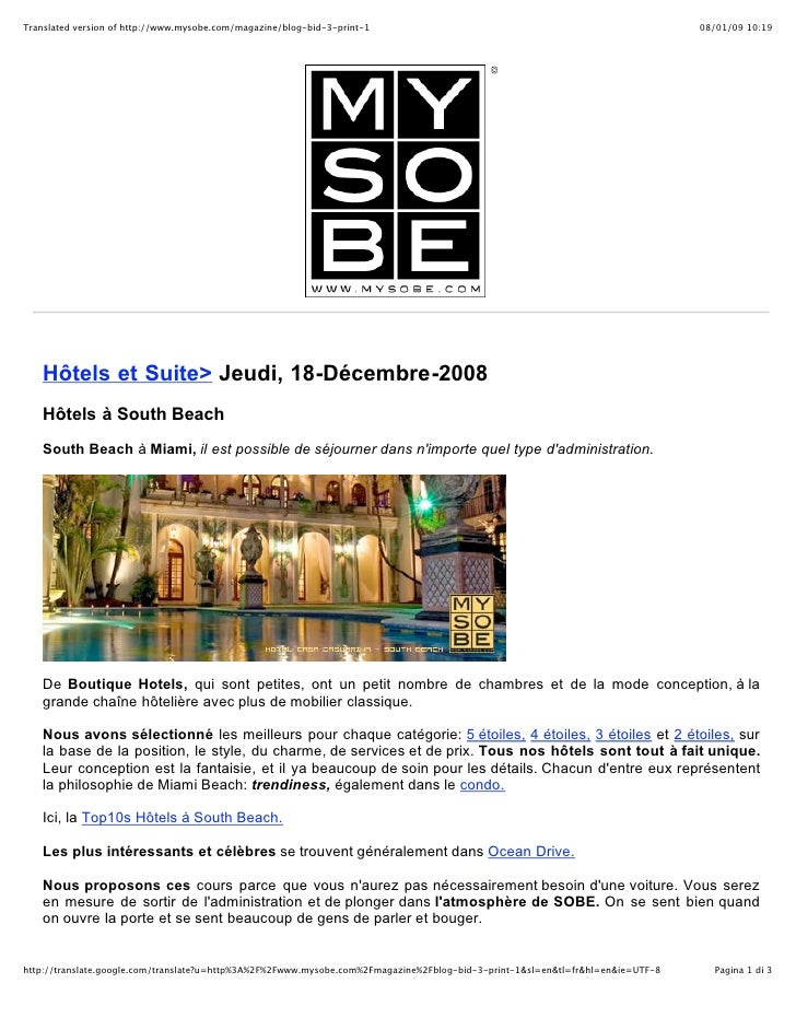 Translated version of http://www.mysobe.com/magazine/blog-bid-3-print-1                                                   ...