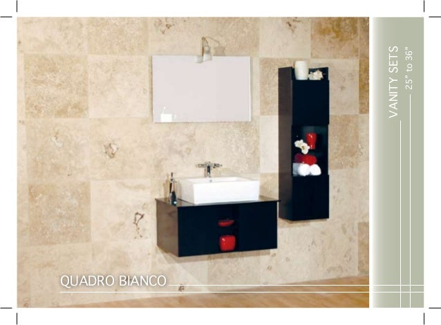 Miami Bathroom Vanities And Cabinets Catalog - Bathroom cabinets miami