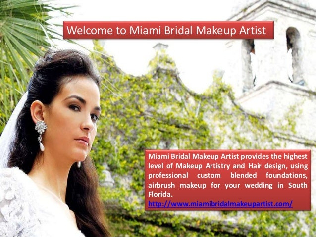 Bridal Makeup Artist In Miami