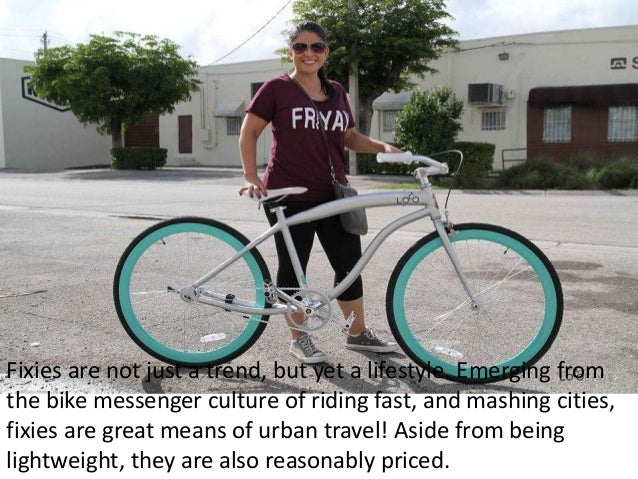 Miami Fixed Gear Bikes For Sale