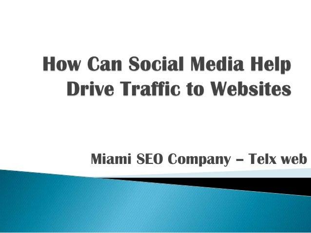 Miami SEO Company – Telx web