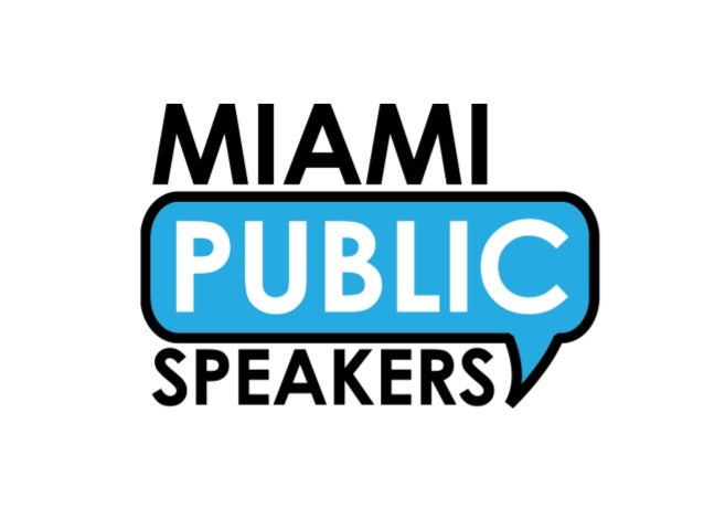 Miami Public Speakers Bureau - Helping organizations book the best Florida               speakers