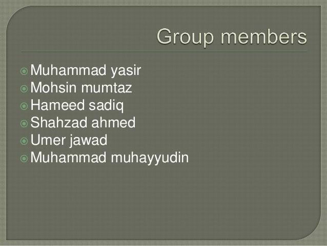 organizational behavior presentation by mian mohsin Slide 3