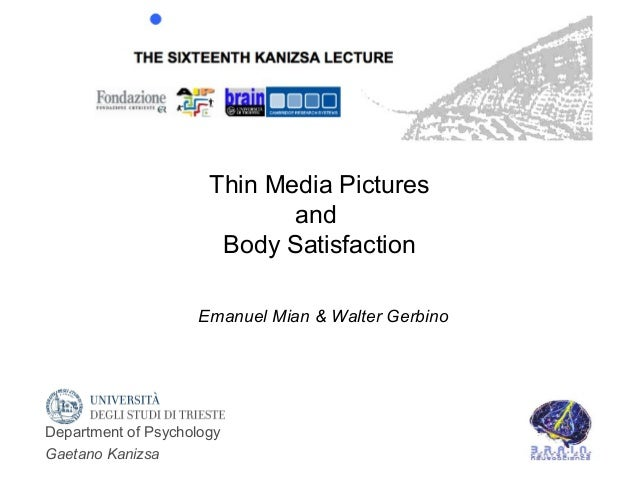 thin girls in the media and medias effects on body image According to common sense media's body-image study, children, teens, media, and body image, teens who are active online worry a lot about how so until there is proper portrayal of all body images on tv, where the skinny girls and guys aren't always the only ones getting their happy ending, the.