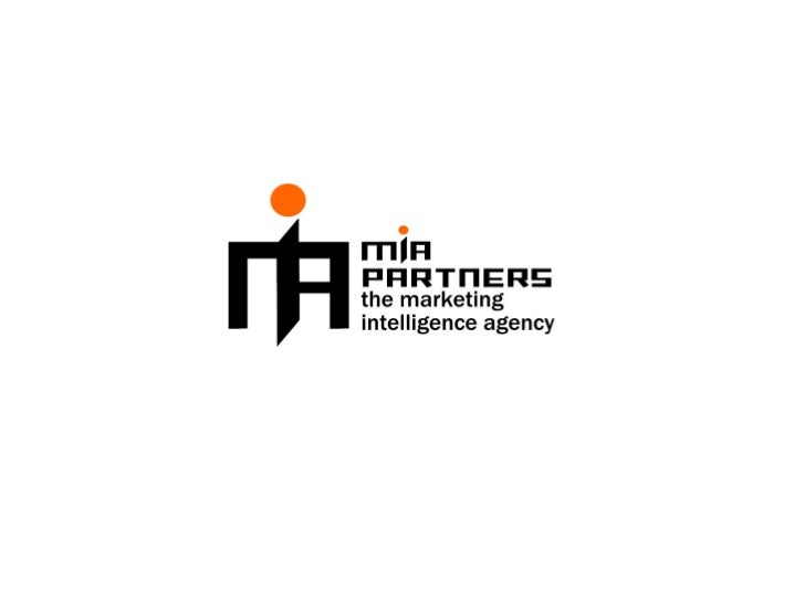 MIA PARTNERS                                   es una agencia de marke5ng cuya misión     es brindar...