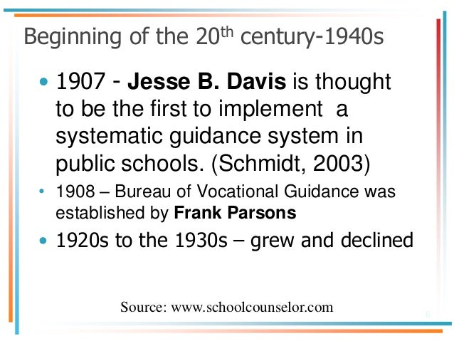 History of Mental Health Counseling - Part I