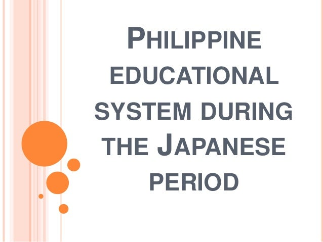 education in the philippines during the Education in the philippines during the american period sed2 repor- authorstream presentation.