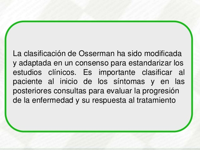 3-9 meses después del comienzo de los síntomasDx clínico se basa en fatiga precoz parálisis de los músculos contracción ...
