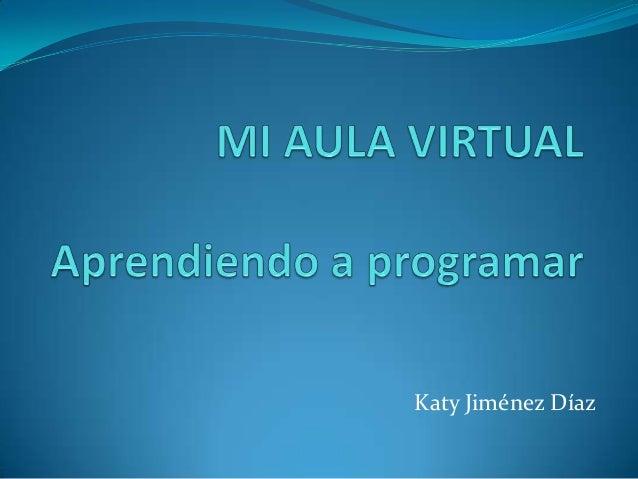 Katy Jiménez Díaz