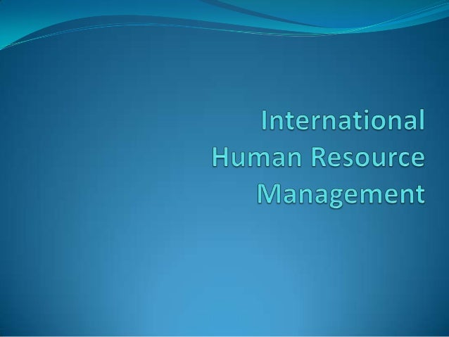  Human resource management (HRM) is the set of activities directed at attracting, developing, and maintaining the effecti...