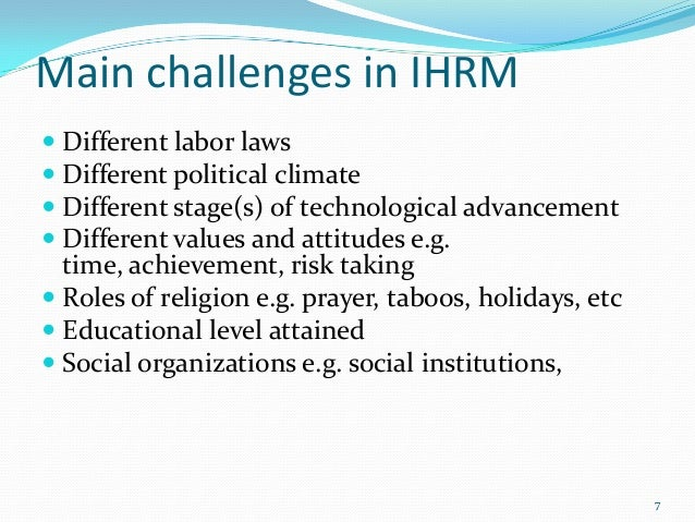 Importance of Human Resource Management for Business