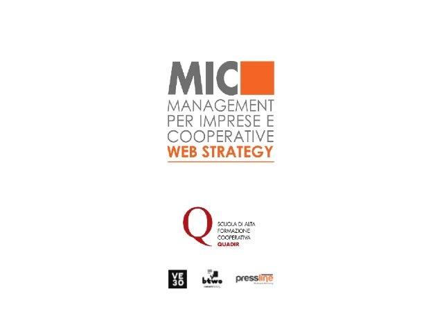 Content management Dal piano editoriale ai contenuti speciali.